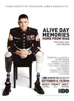 Alive Day Memories: Home from Iraq movie poster (2007) picture MOV_01dc3a0a