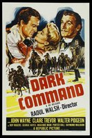 Dark Command movie poster (1940) picture MOV_bd2d8414
