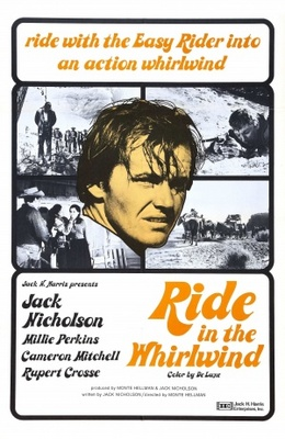 Ride in the Whirlwind movie poster (1965) poster MOV_01dfb8b3