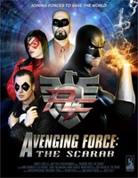 Avenging Force: The Scarab movie poster (2010) picture MOV_01e36460