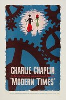 Modern Times movie poster (1936) picture MOV_01e43c37
