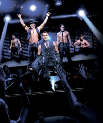 Magic Mike movie poster (2012) poster MOV_01ed437d