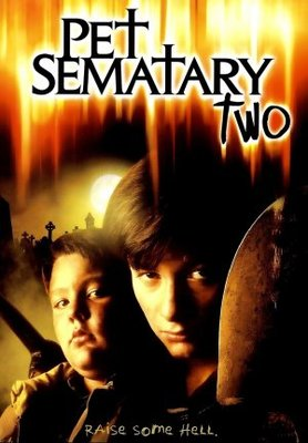 Pet Sematary II movie poster (1992) poster MOV_01ef4b87