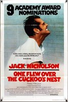 One Flew Over the Cuckoo's Nest movie poster (1975) picture MOV_01f21087