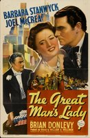 The Great Man's Lady movie poster (1942) picture MOV_01f239db