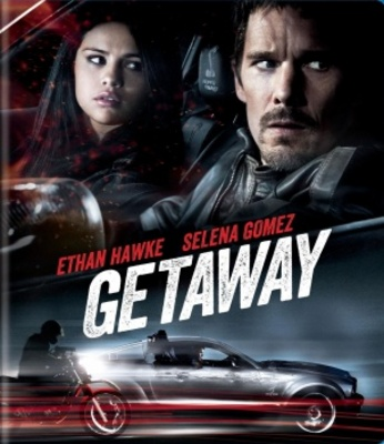 Getaway movie poster (2013) poster MOV_01f3265d