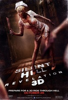 Silent Hill: Revelation 3D movie poster (2012) picture MOV_01f5f122