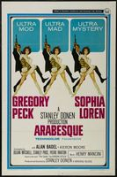 Arabesque movie poster (1966) picture MOV_01fa99ac