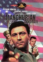 The Manchurian Candidate movie poster (1962) picture MOV_02076629