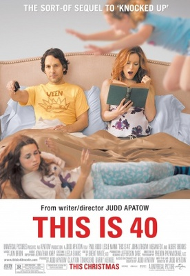This Is 40 movie poster (2012) poster MOV_021590e3