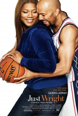 Just Wright movie poster (2010) poster MOV_02165964