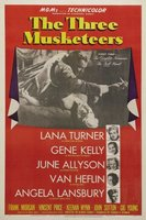 The Three Musketeers movie poster (1948) picture MOV_0218de1a