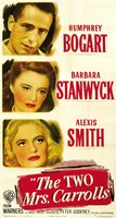 The Two Mrs. Carrolls movie poster (1947) picture MOV_02235999
