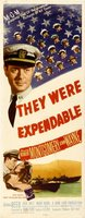 They Were Expendable movie poster (1945) picture MOV_0225b654