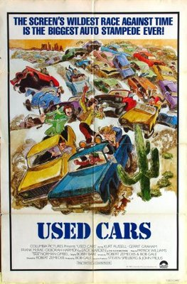 Used Cars movie poster (1980) poster MOV_022838fa