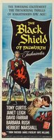 The Black Shield of Falworth movie poster (1954) picture MOV_ce5ded72