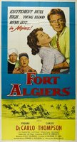 Fort Algiers movie poster (1953) picture MOV_022bc536