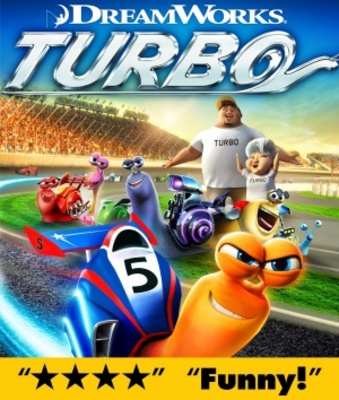 Turbo movie poster (2013) poster MOV_0231864e