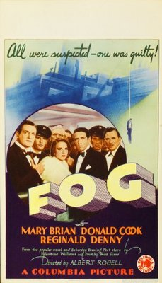 Fog movie poster (1933) poster MOV_0232ff74