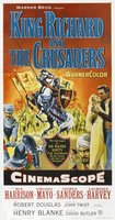 King Richard and the Crusaders movie poster (1954) picture MOV_02374cbb