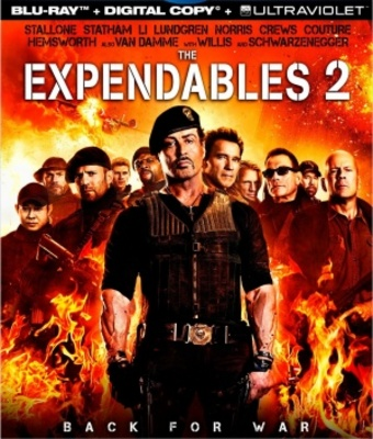 The Expendables 2 movie poster (2012) poster MOV_0237b677