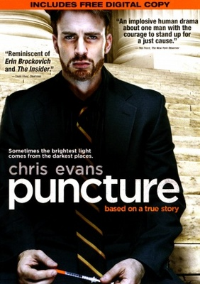 Puncture movie poster (2011) poster MOV_0239166e