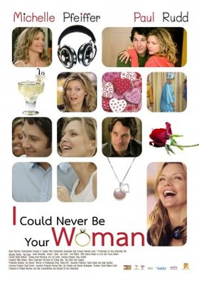 I Could Never Be Your Woman movie poster (2006) poster MOV_02391c0f