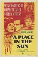 A Place in the Sun movie poster (1951) picture MOV_023ad714