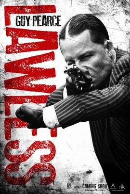 Lawless movie poster (2010) poster MOV_023e3751