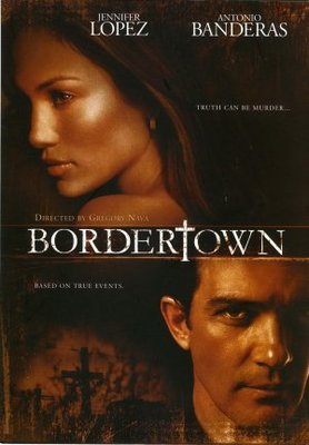 Bordertown movie poster (2006) poster MOV_0245866d