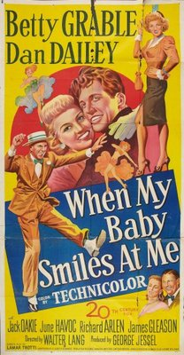 When My Baby Smiles at Me movie poster (1948) poster MOV_02498b69
