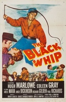 The Black Whip movie poster (1956) picture MOV_024b6316