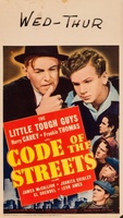 Code of the Streets movie poster (1939) picture MOV_0250fa22