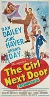 The Girl Next Door movie poster (1953) picture MOV_0257e14e