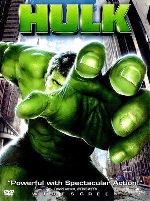Hulk movie poster (2003) poster MOV_025aaf78