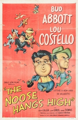 The Noose Hangs High movie poster (1948) poster MOV_025d8d8e