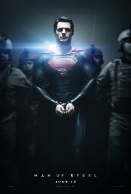 Man of Steel movie poster (2013) poster MOV_025ef4a4