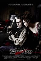 Sweeney Todd: The Demon Barber of Fleet Street movie poster (2007) picture MOV_02615da0
