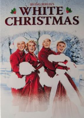 White Christmas movie poster (1954) poster MOV_0262e25c