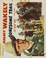 Lonesome Trail movie poster (1945) picture MOV_026b094b