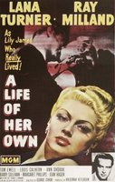 A Life of Her Own movie poster (1950) picture MOV_026d5fbc