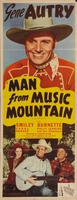Man from Music Mountain movie poster (1938) picture MOV_f3470dbf