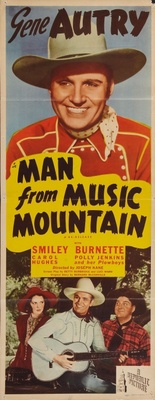 Man from Music Mountain movie poster (1938) poster MOV_026ee91f