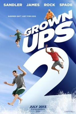 Grown Ups 2 movie poster (2013) poster MOV_02746a4d