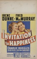 Invitation to Happiness movie poster (1939) picture MOV_027a8014