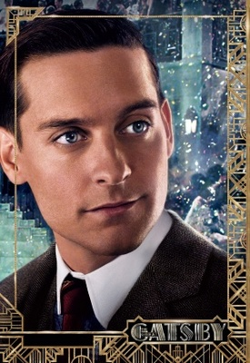 The Great Gatsby movie poster (2012) poster MOV_027d42ac