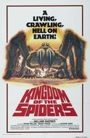Kingdom of the Spiders movie poster (1977) picture MOV_027e6215
