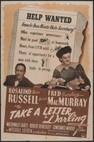 Take a Letter, Darling movie poster (1942) picture MOV_02813312