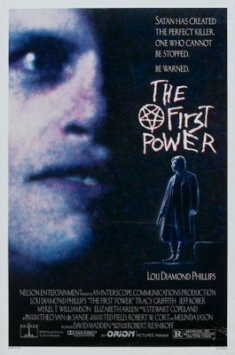 The First Power movie poster (1990) poster MOV_02847829