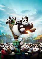 Kung Fu Panda 3 movie poster (2016) picture MOV_028606ad
